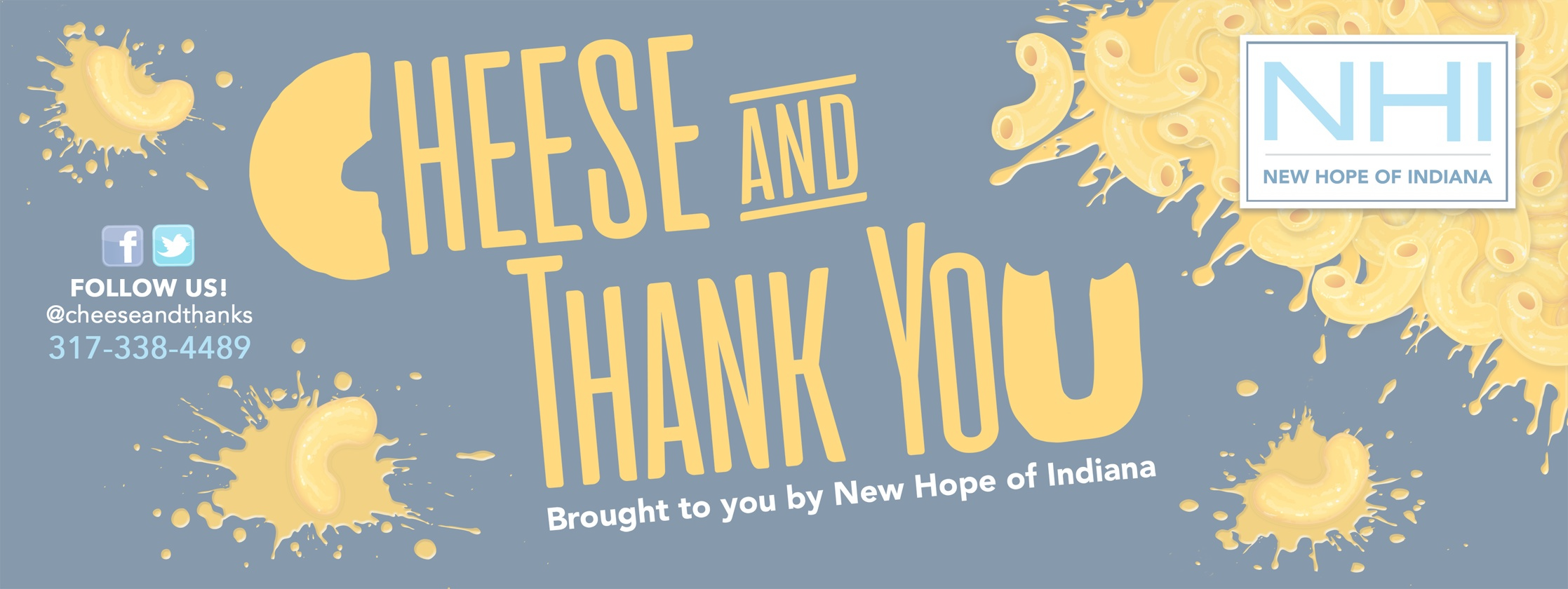 Cheese and Thank You