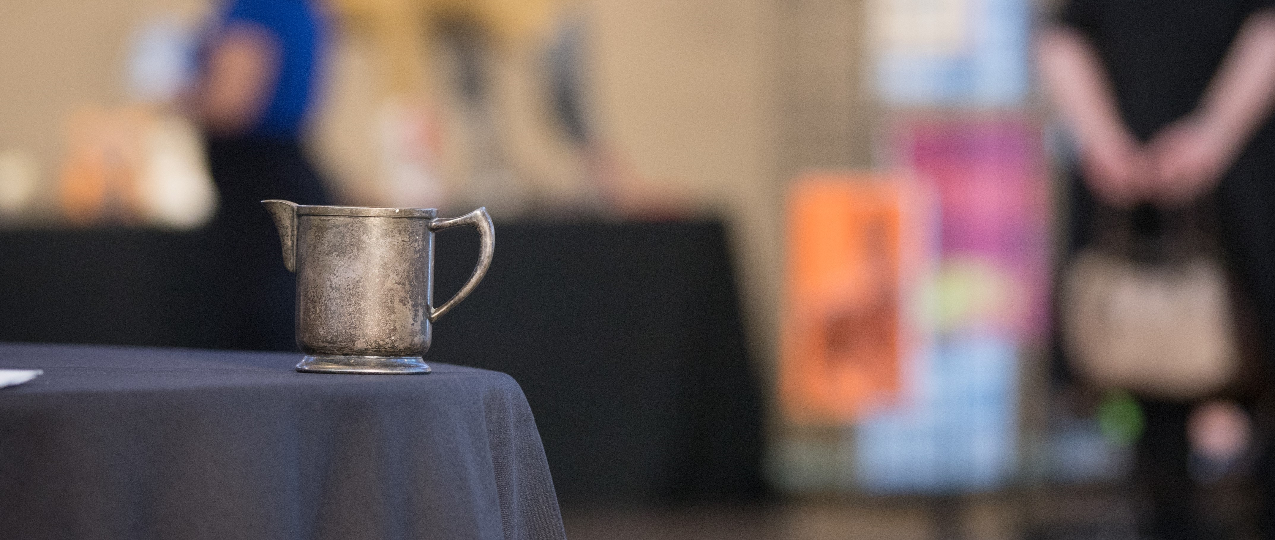 Join us for our Fourth Annual Silver Cup Celebration